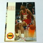 1993-94 SkyBox Premium Houston Rockets Basketball Card #79 Robert Horry